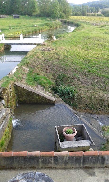 canal d'amené