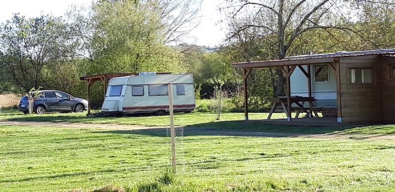 Au camping 2 logements et terrasses
