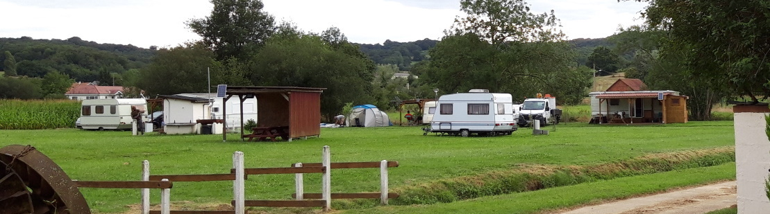 camping et mobil homes
