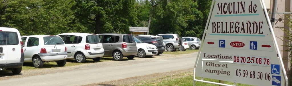 Parking moulin